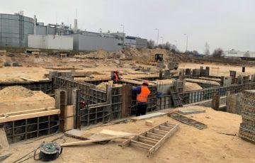 Budowa Centrum Badawczo – Rozwojowego